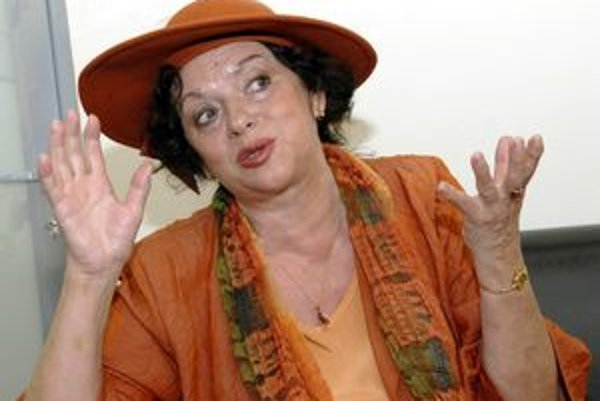 Jubilantka Milka Zimková svoj prvý klobúk dostala ako 15-ročná. Odvtedy je neoddeliteľnou súčasťou jej šatníka.