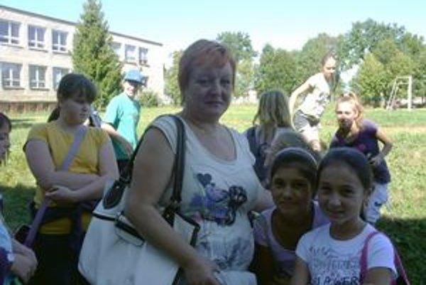 Má to význam. Tvrdí na margo protestu učiteľka Zdena Michalková.