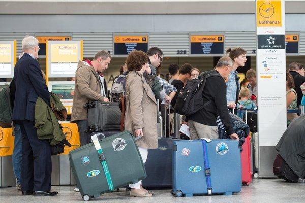Lufthansa zrušila stovky ďalších letov.