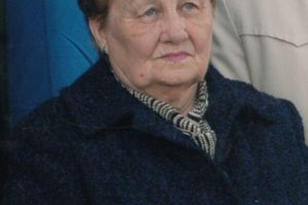 Neter Jolana Štempeľová.