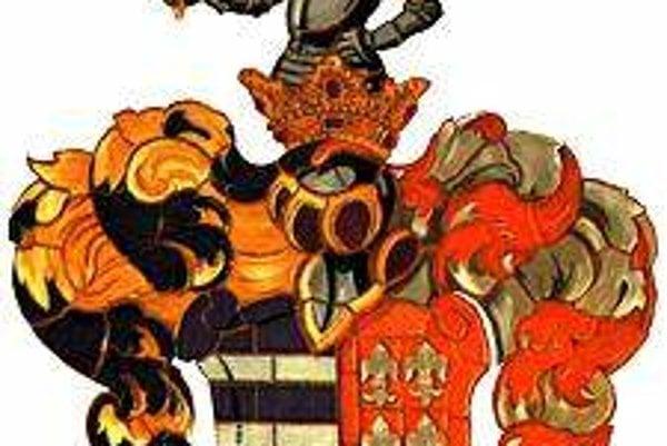 Erb Brezna. Statočný rytier sa stal symbolom mesta.