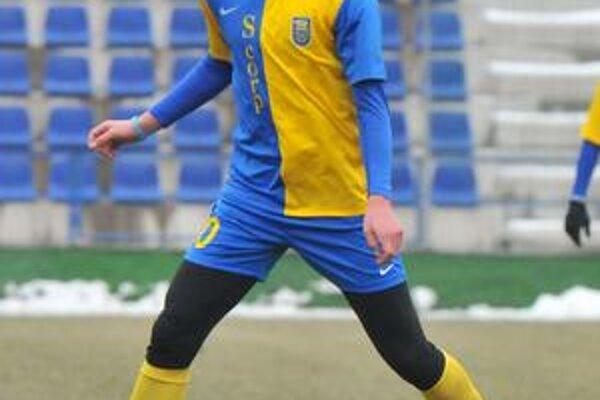 Filip Serečin, autor dvoch gólov