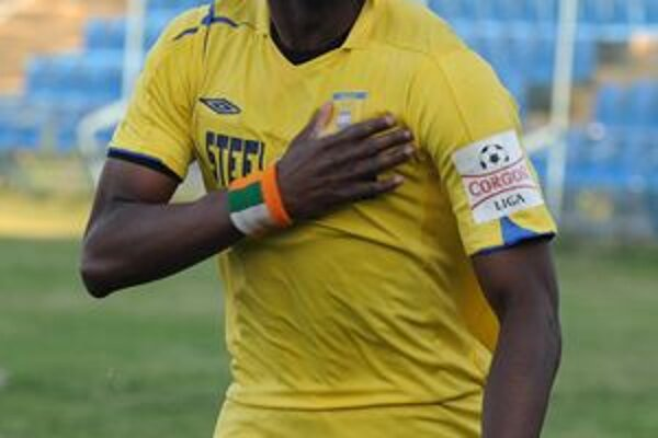 Karim Coulibaly Diaby - hrdina zápasu.