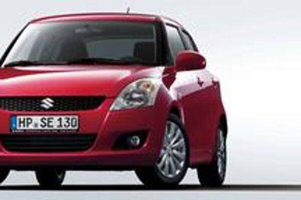 Nový Suzuki Swift. Podtext: Štvrtú generáciu úspešného modelu Swift začali nedávno vyrábať v maďarskom Esztergome.