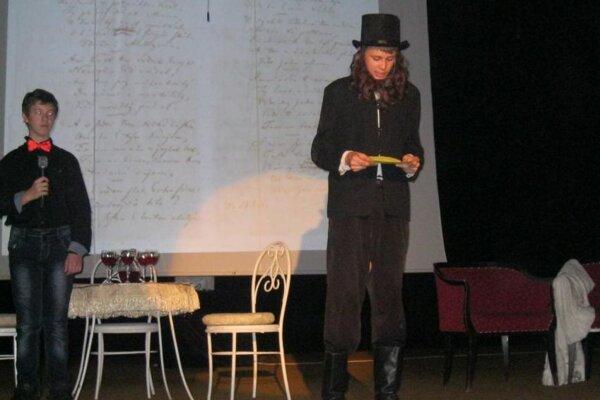 Predstavenie Štúra ukázalo netradične.