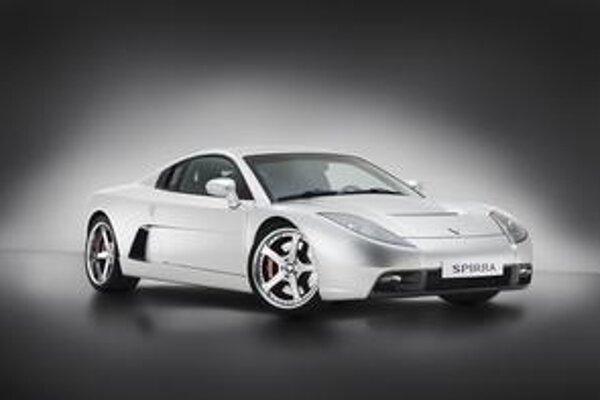 Oullim Spirra. Spirra je prvý juhokórejský superšportový automobil.