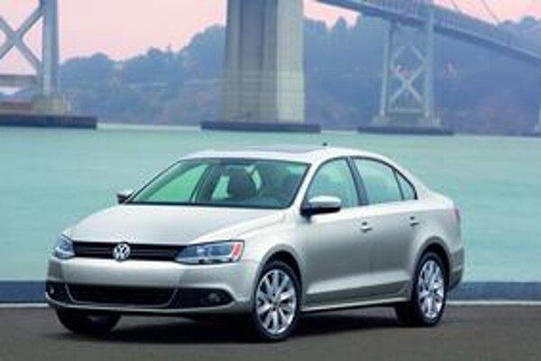 Nový Volkswagen Jetta. Jetta šiestej generácie mala svetovú premiéru v New Yorku.