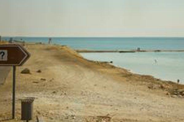 Pre Šalamúna. Smer Mŕtve more alebo ako?