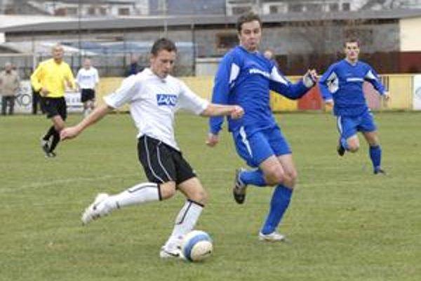Rozhodol jediný gól. Výhru Barce nad Spišským Podhradím ním zariadil Peter Pástor.