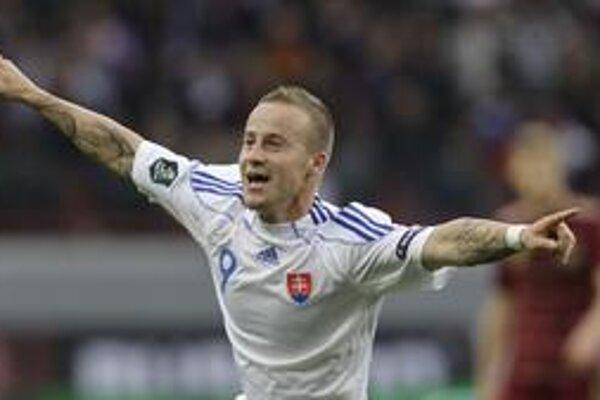 Miroslav Stoch. Nastúpil vo všetkých trinástich zápasoch národiaku.