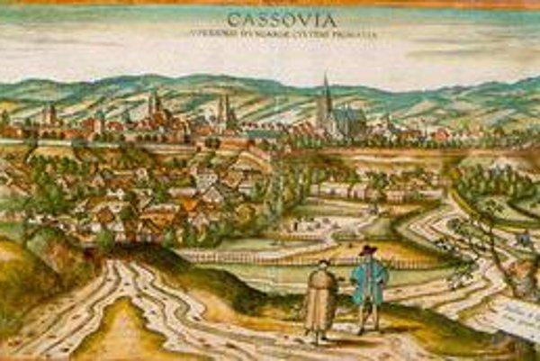 Staré Košice. Košice po obliehaní vojskami kráľa Jána Alberta, ktorý ich aj bombardoval, získali povesť nedobytného mesta.