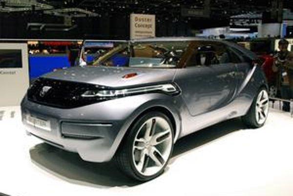 Nová Dacia Duster. Duster bude mať svetovú premiéru na marcovom autosalóne v Ženeve.