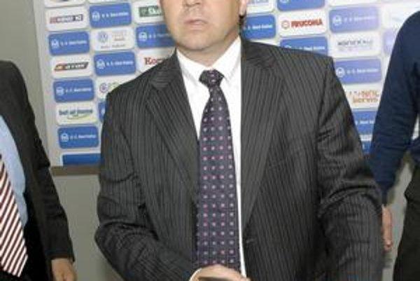 Prezident HC Miroslav Kiraľvarga.