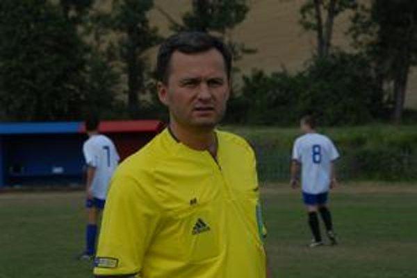 Delegát UEFA. R. Havrillu potešila schválená nominácia.