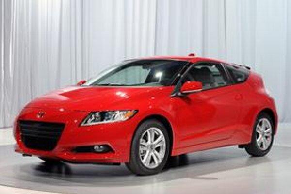 Nové kupé Honda CR-Z má premiéru na detroitskom autosalóne.