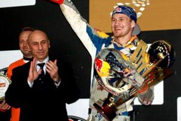 Víťaz Poliak Tadeusz Blazusiak.