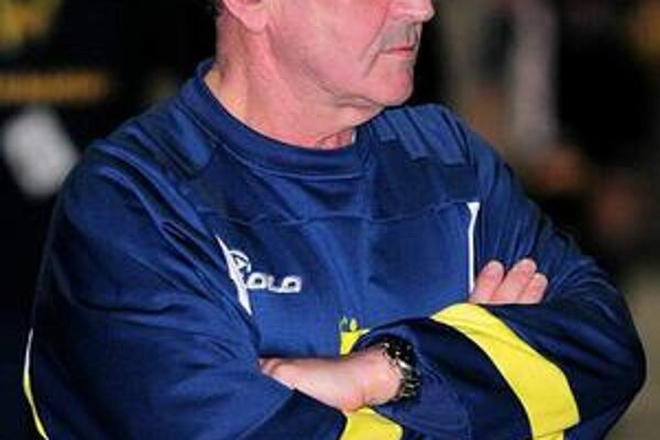 Dušan Daniš. Tréner Iuventy Michalovce.