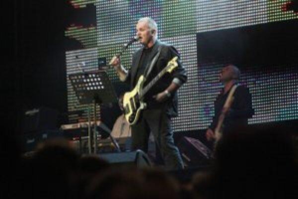 Elán ponúkol divákom svoje najväčšie hity aj zopár noviniek z albumu Anjelská daň.