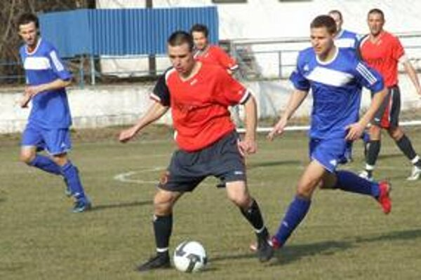 Prehra rozdielom triedy. MFK Zemplín opäť prehral 0:3.