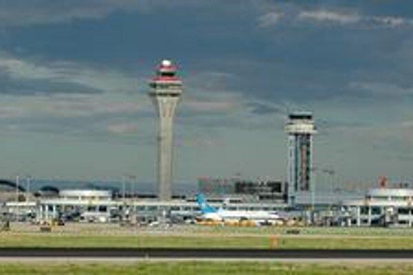 Letisko Peking Capital. Pekinské letisko je už tretím najväčším na svete.