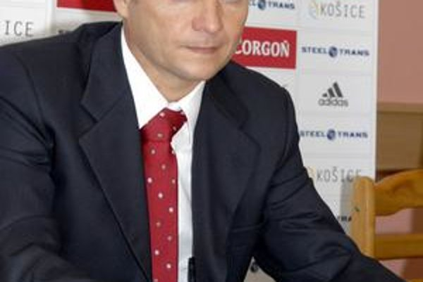 Jozef Vukušič. V mene prezidenta MFK včera prečítal stanovisko klubu.