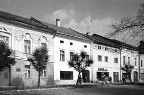 Spišská Nová Ves. Aj toto mesto bolo vyňaté z právomoci župana.