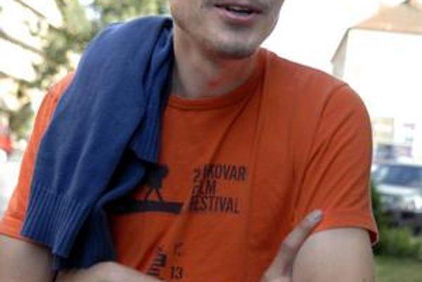 Marko Škop. Východniar má na svojom filme najradšej obyčajnú ľudskosť.