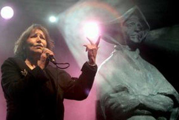 Marta Kubišová vystúpi vo štvrtok v košickej Thálii