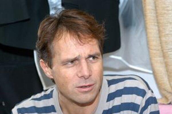 Janek Ledecký priviezol svojho Hamleta aj do Košíc. Vidieť ho môžete dnes aj zajtra.