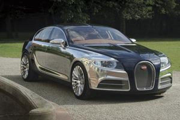 Limuzína Bugatti Galibier. Pomenovaná je podľa priesmyku vo francúzskych Alpách.