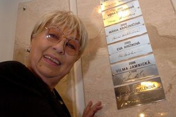 Obľúbená Magda Paveleková bude hlavnou protagonistkou predstavenia Mníšky milionárky, ktoré dnes uvedú v Krompachoch.
