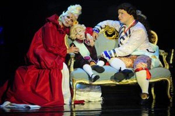 Muzikál Mária Antoinetta uvedie dnes v premiére prešovské Divadlo Jonáša Záborského.