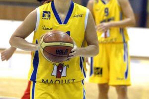 Už vie, ako chutí. Jana Vacková si prvýkrát v živote zahrala Euroligu.