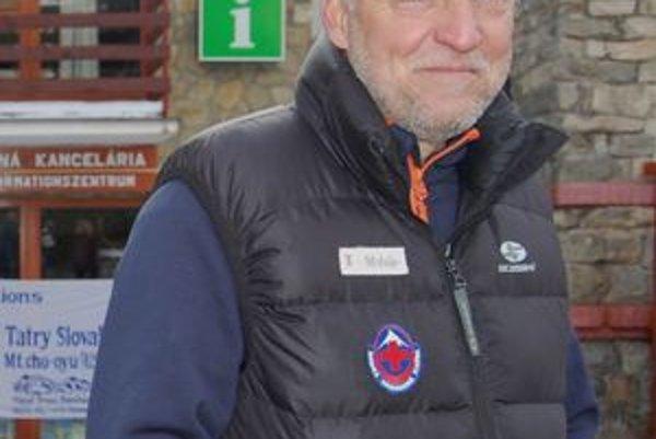 Úspešný horolezec a horský záchranár Peter Šperka dnes bude hosťom festivalu Hory a mesto v Prešove.