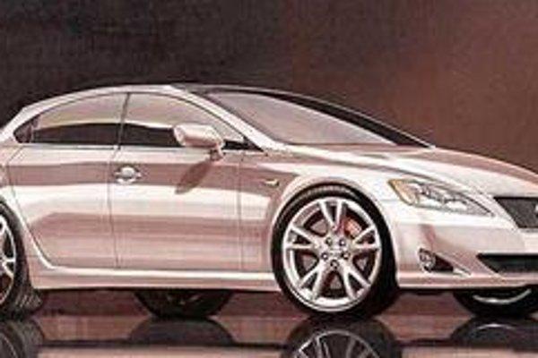 Pôjde o prvý model Lexus, vyvinutý špeciálne pre európsky trh.