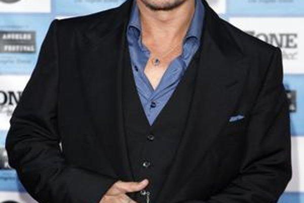 Johnny Depp nechal 4 000 dolárov sprepitné.