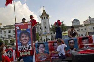 Barma sa pripravuje na voľby.