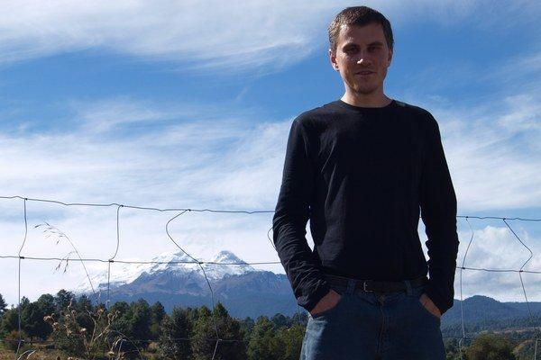 Tomáš Tišťan odskúšal svoje jazykové schopnosti vMexiku. Rozhodol sa napísať knihu, ktorá pomôže ľuďom naučiť sa rýchlejšie po španielsky.