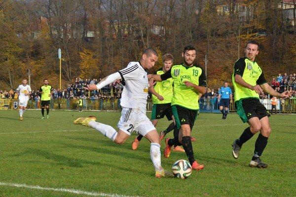 Futbalový sviatok. Zápas sDAC Dunajská Streda bol vRožňave futbalovým sviatkom.