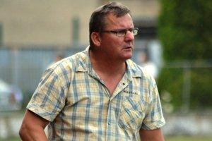 Emil Sudimák st. Tréner Veľkého Horeša.