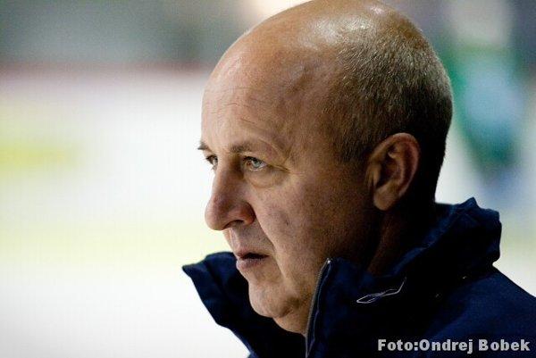 Ivan Černý - asistent trénera HC Nové Zámky.