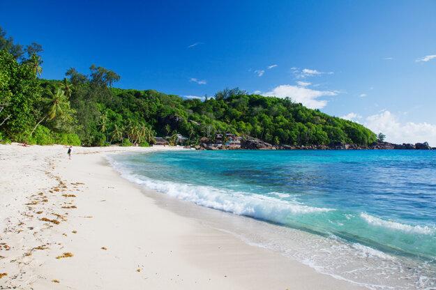 Seychely, ostrov Mahé.