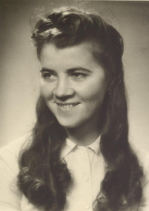 Cecília Schelingová  - sestra Zdenka