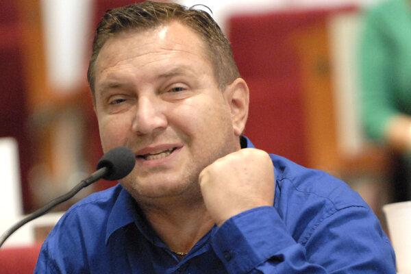 Miloš Ihnát. Starosta košickej mestskej časti, mestský a krajský poslanec.