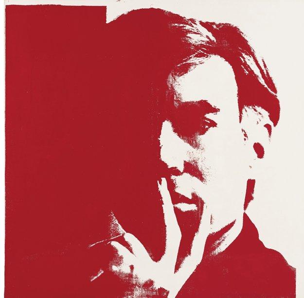 Warholov málo známy autoportrét z roku 1967. Na aukcii v Londýne sa objavil až v roku 2011. Cena sa odhadovala na 7,75 mil. USD.