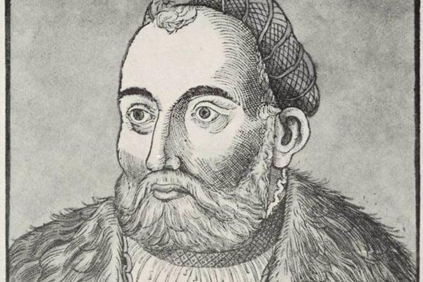 Sedmohradské knieža a neskôr uhorský kráľ Ján Zápoľský.