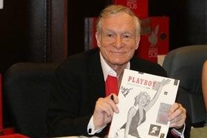 Playboy založil Hugh Hefner v roku 1953.