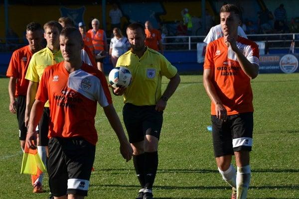 Čaká nás treťoligové derby Kalinovo - ŠK Novohrad Lučenec.