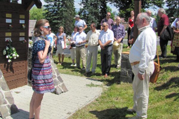 Vo Východnej sa konala slávnosť, pri ktorej odhalili pamätnú tabuľu folkloristovi Jánovi Strečanskému z Poluvsia.