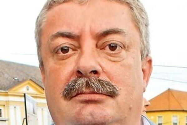 Podpredseda Tibor Balázs.